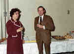 Violet Munns and Frank Turner, May 3, 1977