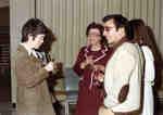 Joanne Turner, Violet Munns and Ervin Zentner, May 3, 1977