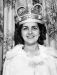 Waterloo College Campus Queen, 1948