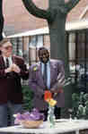 Richard Crossman and Edcil Wickham
