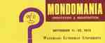 Mondomania orientation & registration, ...