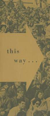 This way...to Waterloo Lutheran University's Homecoming '67