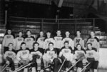 Waterloo College hockey team