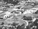 Aerial view of Waterloo College, 1962