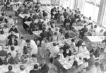 Waterloo Lutheran University graduation luncheon, May 1969