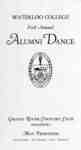 Waterloo College First Annual alumni dance, 1930