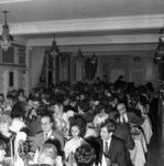 Waterloo Lutheran University Graduation Banquet, 1969