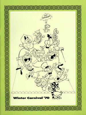 WLU Winter Carnival '70