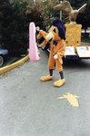 Wilfrid Laurier University mascot