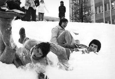 Wilfrid Laurier University Winter Carnival, 1976