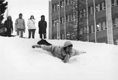 Wilfrid Laurier University Winter Carnival, 1976