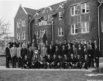 Willison Hall residents, 1964-65