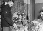 Treasure van sale at Waterloo Lutheran University