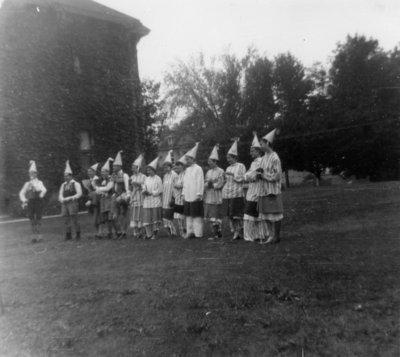 Waterloo College initiation week