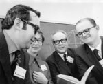 The Economic Council of Canada university-wide meeting, 1971