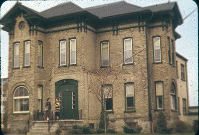 Conrad Hall, Waterloo College