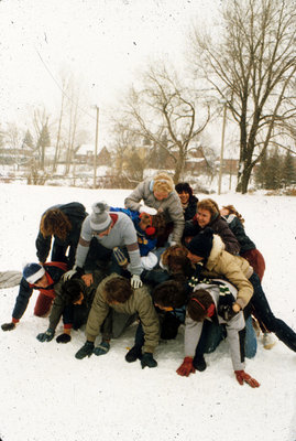 Winter Carnival, Wilfrid Laurier University