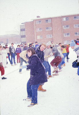 Winter Carnival 1985, Wilfrid Laurier University