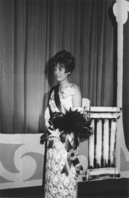 Libbie Westland, Miss Waterloo Lutheran University 1969