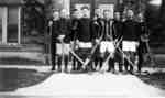 Waterloo College hockey team, 1924-25