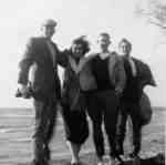 Waterloo College students at Cayuga Lake, New York