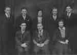 Waterloo College Athenaeum Society executive, 1932-33