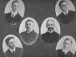 Waterloo Seminary graduating class 1916