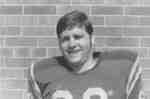 Barry Jamieson, Waterloo Lutheran University football player