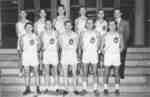 Waterloo College Track and Field Team, 1955-56