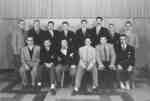 Waterloo College Curling Club, 1954-55