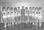 Waterloo College women's basketball team, 1955-56