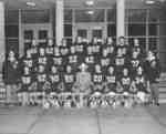Waterloo College football team, 1954-55