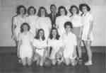 Waterloo College women's basketball team, 1945-46