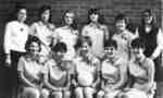 Waterloo Lutheran University women's volleyball team, 1967-68