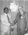 Tom Ramautarsingh and John Aird