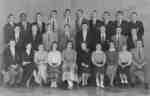 Waterloo College freshman class, 1955-56