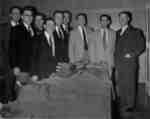 Waterloo College alumni reunion, 1953-54