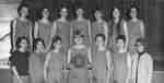Waterloo Lutheran University women's basketball team, 1967-68