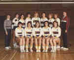 Wilfrid Laurier University women's volleyball team, 1982-83