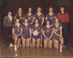 Wilfrid Laurier University women's volleyball team, 1980-81