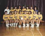 Wilfrid Laurier University women's volleyball team, 1987-88