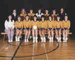 Wilfrid Laurier University women's volleyball team, 1985-86