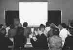 Premiere of Women's Auxiliary filmstrip