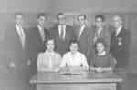 Arts and Letters Club executive, 1955-56