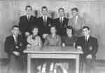 Waterloo College Junior Prom Committee, 1954-55