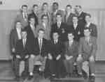 Waterloo College Student Parliament Executive and Cabinet, 1955-56