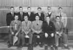 Seminary class, 1954-55