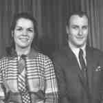 Waterloo Lutheran University sophomore class executive, 1968-69