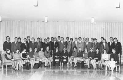 Waterloo Lutheran University Winter Carnival Committee 1969
