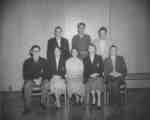 Waterloo College Junior class, 1953-54